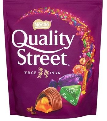 Quality Street Small Pouch 92g