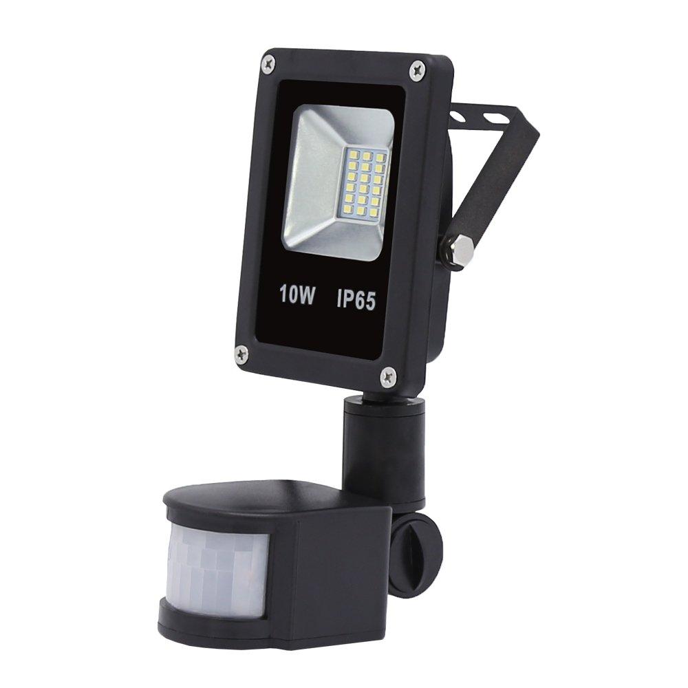 Hengda® LED Foco proyector detección de movimiento Reflectores con ...