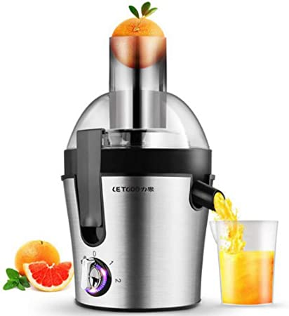 FOUWE Juicer, Juicers Extractor Whole Fruit and Vegetable