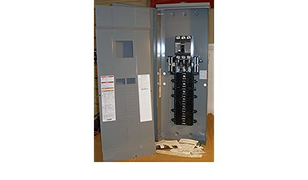 SCHNEIDER ELECTRIC Load Center Qo Rb Mb 225-Amp 3Ph 42 Circuit QO342MQ225RB Ion-Enterprise-6.0-Client-License - - Amazon.com