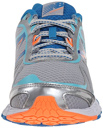 New Balance Nbw780Ss5 Zapatillas para Mujer Plateado/Azul