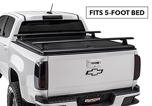 Undercover DF911002 RidgeLander Truck Bed Cover 2015-2017 Colorado/Canyon 5ft Short Bed Crew