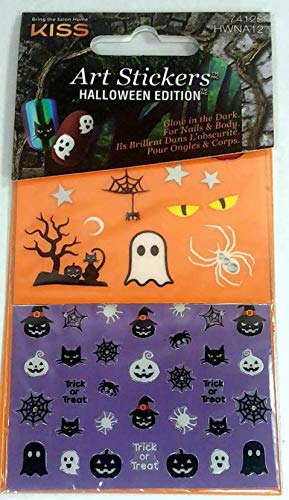 Kiss Art Stickers Halloween Edition ~ Thriller ()