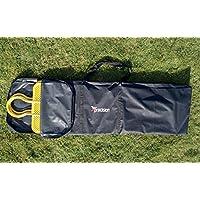 Precision Pro Soccer Mannequin Hurdle Storage Free Kick Dummies Carry Bag