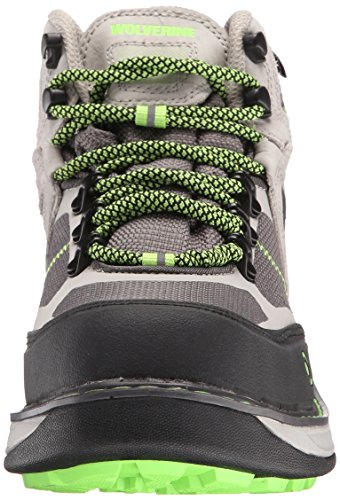 Boot Lime Wolverine Edge Women's Grey Work FX v8xxzPanq