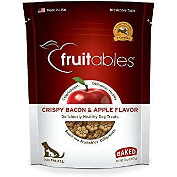 Amazon Com Fruitables Skinny Minis Grain Free Soft Dog