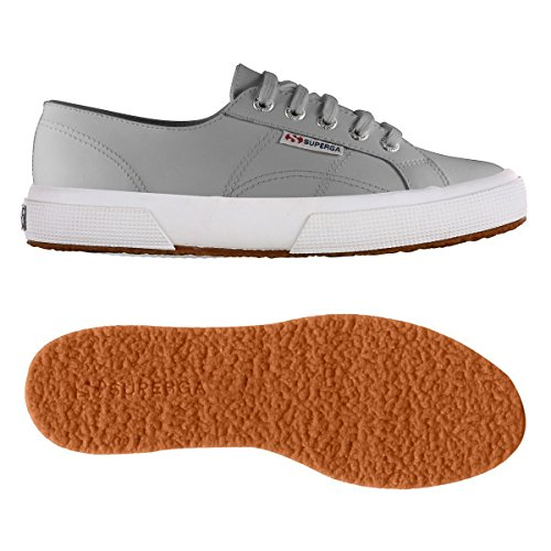 Unisex Grey 2750 Zapatillas Superga Adulto Nappaleau Light xFftS