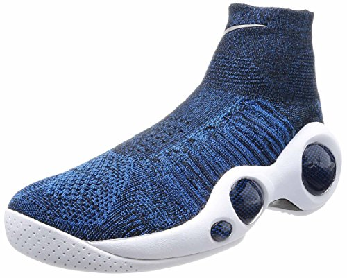 White Bonafide Blue Basketball Chaussures Homme Nike Flight Military de Black 7S0zzT