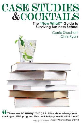 Case Studies & Cocktails: The