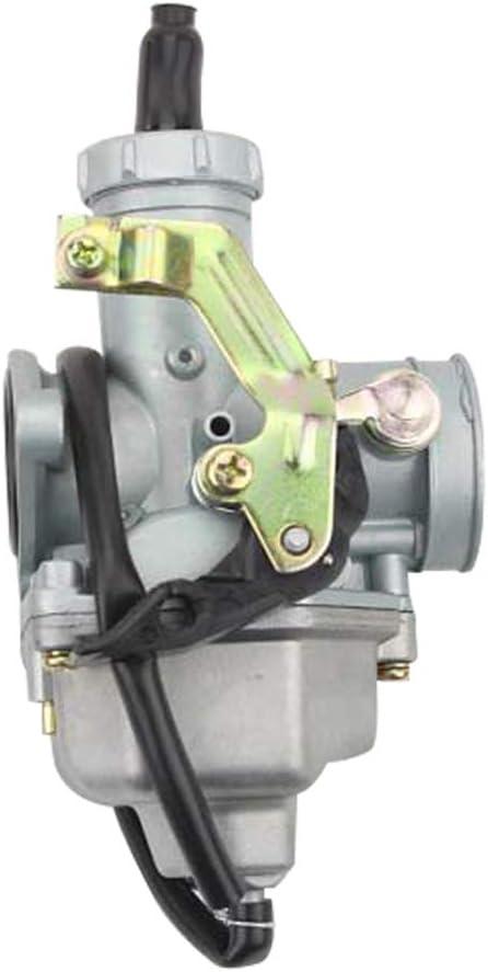 GOOFIT pz27 27mm Vergaser mit Kabeldrossel f/ür 4-Takt 150ccm 200ccm ATV Dirt Bike Go Kart