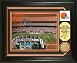 Cleveland Browns Single Coin Stadium Photo Mint