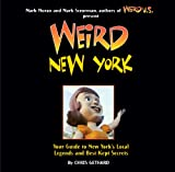 Weird New York, Chris Gethard, 1402778406