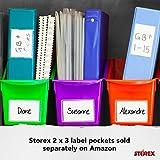 Storex Extra Large Book Bin