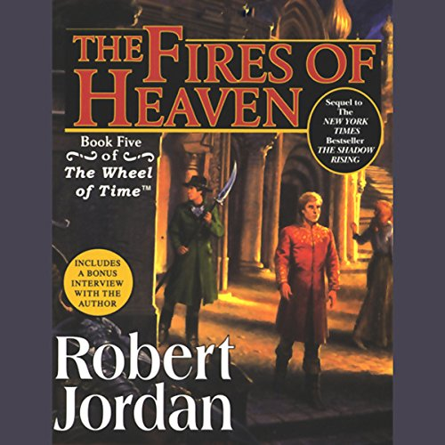 Bargain Audio Book - The Fires of Heaven