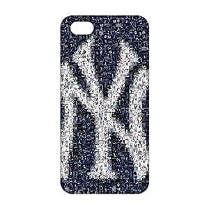 Fortune New York Yankees Cap insignia 3D Phone Case for iPhone 5s
