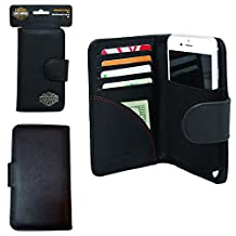 Harley Davidson Credit Card and Cash Wallet Case for Samsung Galaxy s5 Active