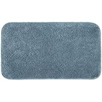 Baltic Linen Egyptian Majestic Rugs, Serenity Blue