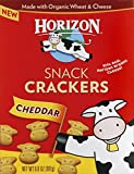 Horizon Crackers, Sandwich, Cheddar, Pack of 24