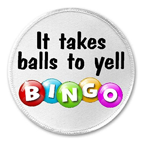(It Takes Balls To Yell Bingo - 3