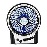 Best VersionTech Computer Cases - Mini USB Desk Fan, VersionTech Personal Portable Rechargeable Review