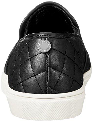 Women's Ecentrcq Fashion Madden Black Sneaker Steve zTqgv5P