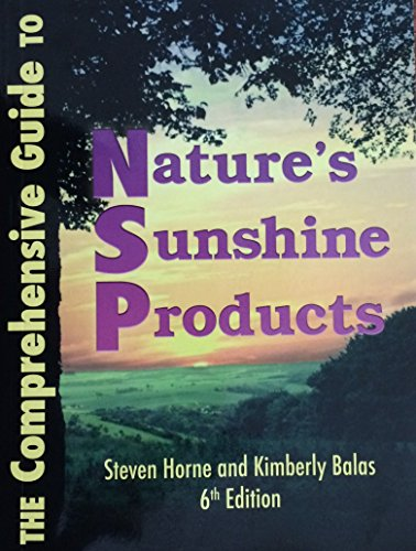 The Comprehensive Guide to Nature's Sunshine Products