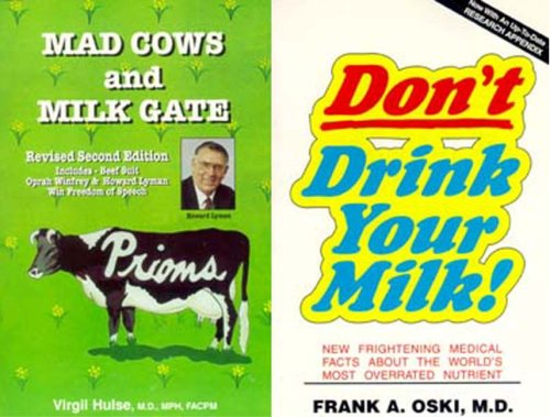 Mad Cows/ Don't Drink Your Milk Combo