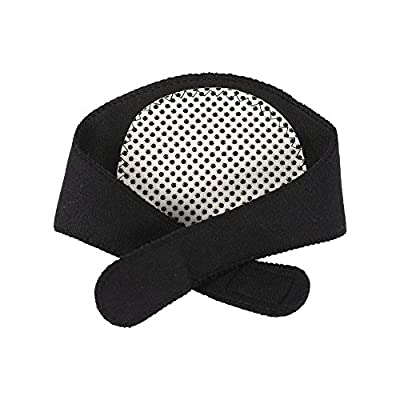 Neck Brace - Neck Support Belt, Neck Protecting Belt, Neck Protecting and Treatment, High Elasticity, Easy to Use, Neck Wrap Adjuster for Relieves Pain, Stress, Anxiety and Headache