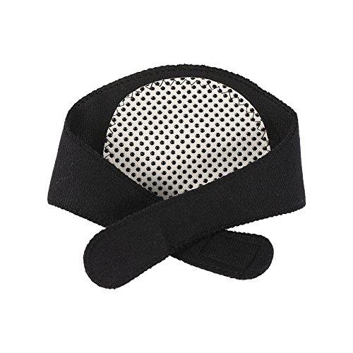 頸部首輪睡眠ネックブレース、柔らかい磁気ネックサポートプロテクターカラーヒートケア健康痛み緩和自己発熱ウォッシャブルオールドマン