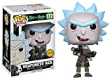 "Funko POP! Animation Rick and Morty Weaponized Rick 3.75"" VARIANT Figure"