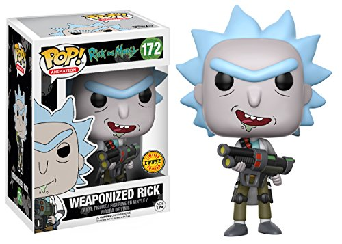 7 best weaponized rick chase funko for 2019