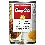 Campbell's Golden Mushroom Soup, 284ml