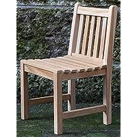 ジャービス商事 天然木無垢材 ガーデンチェア スコラチェア 38903