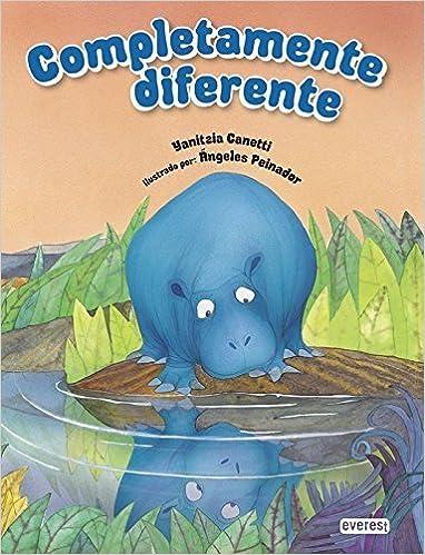 Book Completamente diferente / Completely Different (Dirigida) (Spanish Edition) by Canetti, Yanitzia (2011)