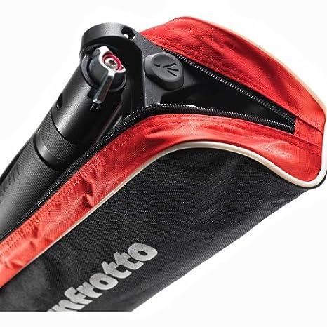 Manfrotto MKBFRTA4BM-BH Befree Nerissimo Travel Tripod with Ball Head for Canon Aluminium Mirrorless Panasonic DSLR CSC Up to 8 kg Sony Fuji Nikon Olympus Lightweight with Tripod Bag