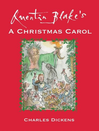 Quentin Blake's A Christmas Carol by Charles Dickens (September 01,2012) (Carol Quentin Christmas Blake)