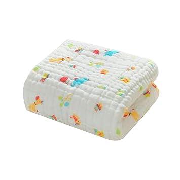 Baby / Kids Alfombra de baño de algodón Breathable toalla de baño Summer Cover manta 115*115 cm (Fiesta de cumpleaños): Amazon.es: Hogar