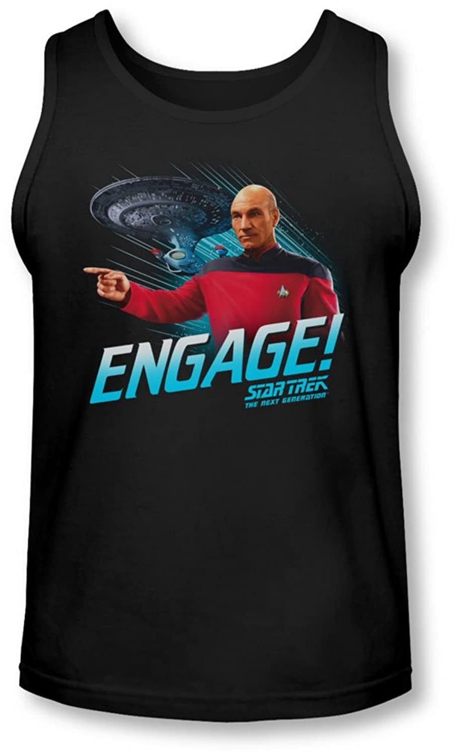 Star Trek - Mens Engage Tank-Top