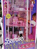 (US) Barbie Magic Sounds House (1991) - RARE