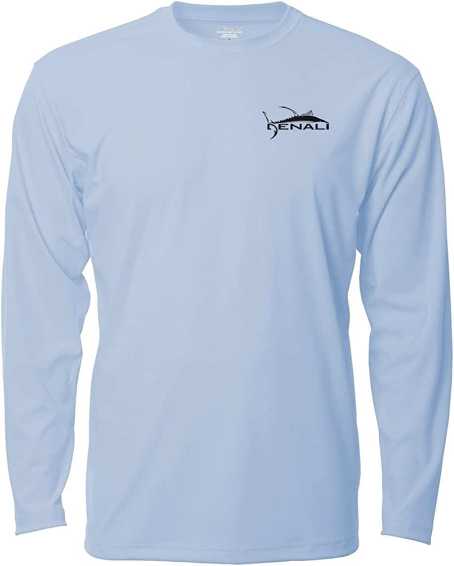 Snapper ProtectUV Mega Solar Long Sleeve T-Shirt Trophy Bones Collection by Marcos Augusto Denali Performance Mens UPF 50