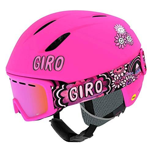 ac9f6d7c9a76 Giro Launch Combo Kids Snow Helmet w Matching Goggles