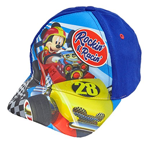 Disney Toddler Mickey Mouse Cotton Baseball Cap - 100% Cotton by Disney (Image #4)'
