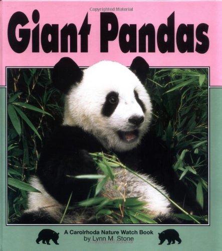 Giant Pandas (Nature Watch (Lerner)) by Lynn M. Stone (2003-10-06)