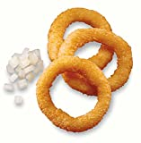 McCain Moores Breaded Onion Ring, 2 Pound -- 12 per case.