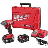 "Milwaukee 2754-22 M18 Fuel 3/8"" Impact Wr- Xc Kit"