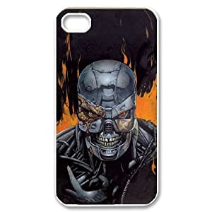 HXYHTY Design Case of The Terminator 2 Phone Case For Iphone 4/4s [Pattern-5]