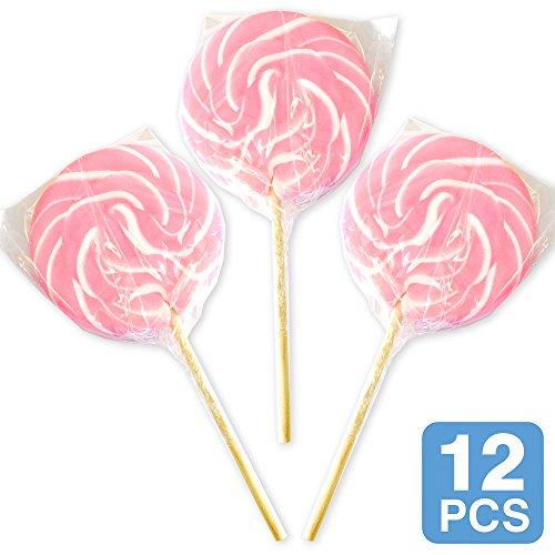 Pink Swirl 3