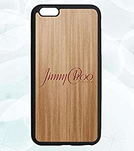 Popular Design Jimmy-Choo Brand Logo Collection Pretty Pattern Iphone 6 6s Plus 5.5 Inch Hard Carcasa