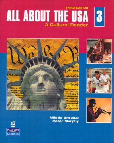 Read Online By Milada Broukal - All about the USA: 3rd (third) Edition PDF