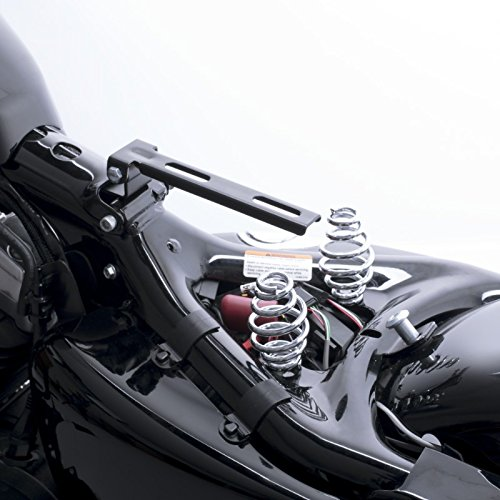 Molle Barrel Springs per sella monoposto Bobber con supporto di fissaggio Honda Black Widow 750 Shadow 750 Black Spirit//VT 1100 C2// VT 1100 C3 Aero//VT 125//600// 750 C Rebel CMX 500